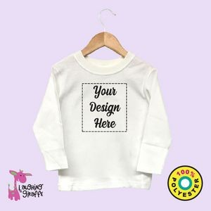 The Laughing Giraffe® Baby Heather Gray Short Sleeve Lap T Bodysuit